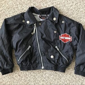 Harley Davidson toddler windbreaker 4